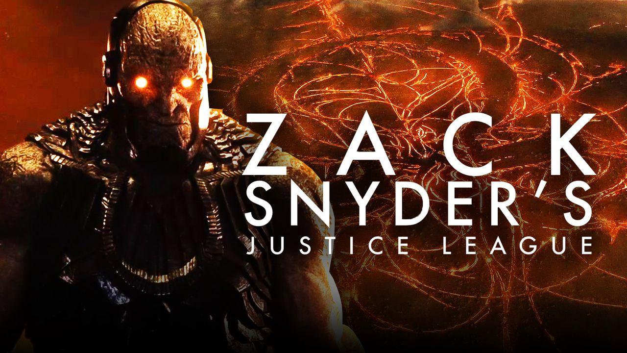 Darkseid, Zack Snyder's Justice League