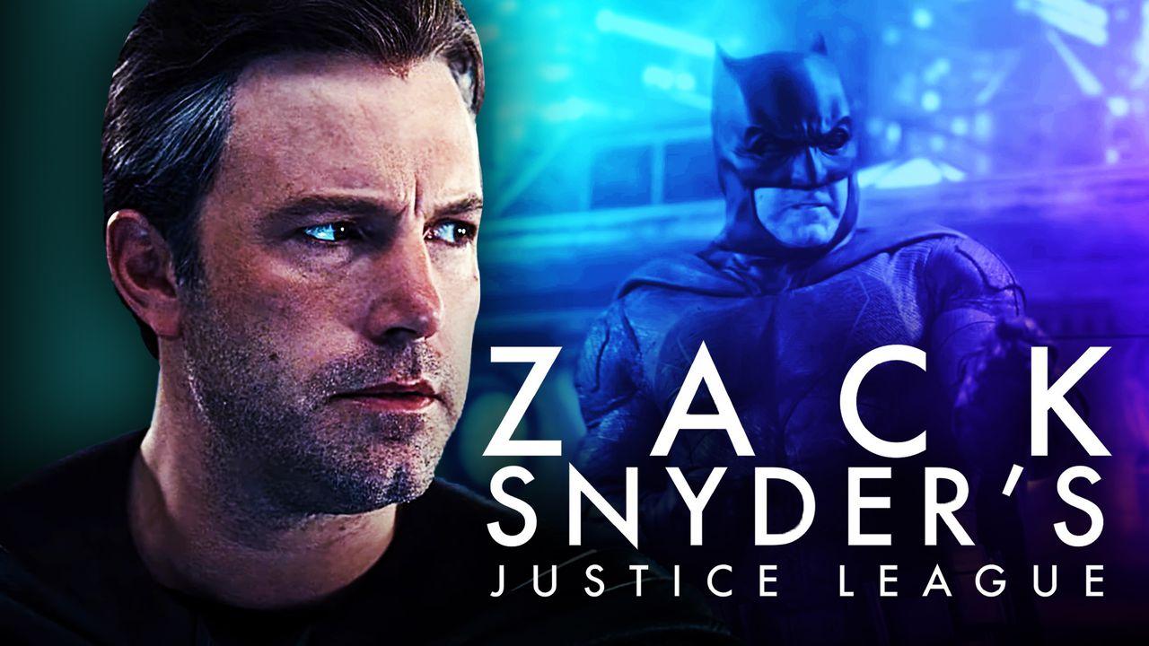 Ben Affleck Justice League Batman