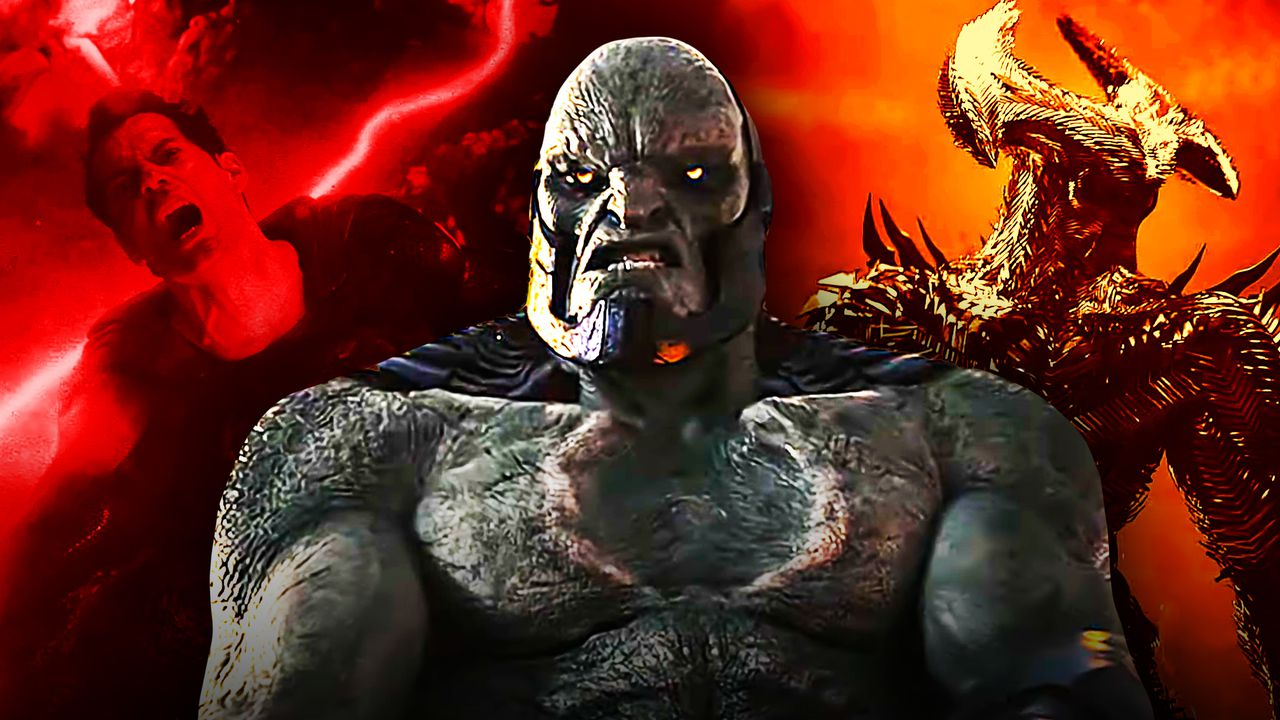 Darkseid, Superman Steppenwolf