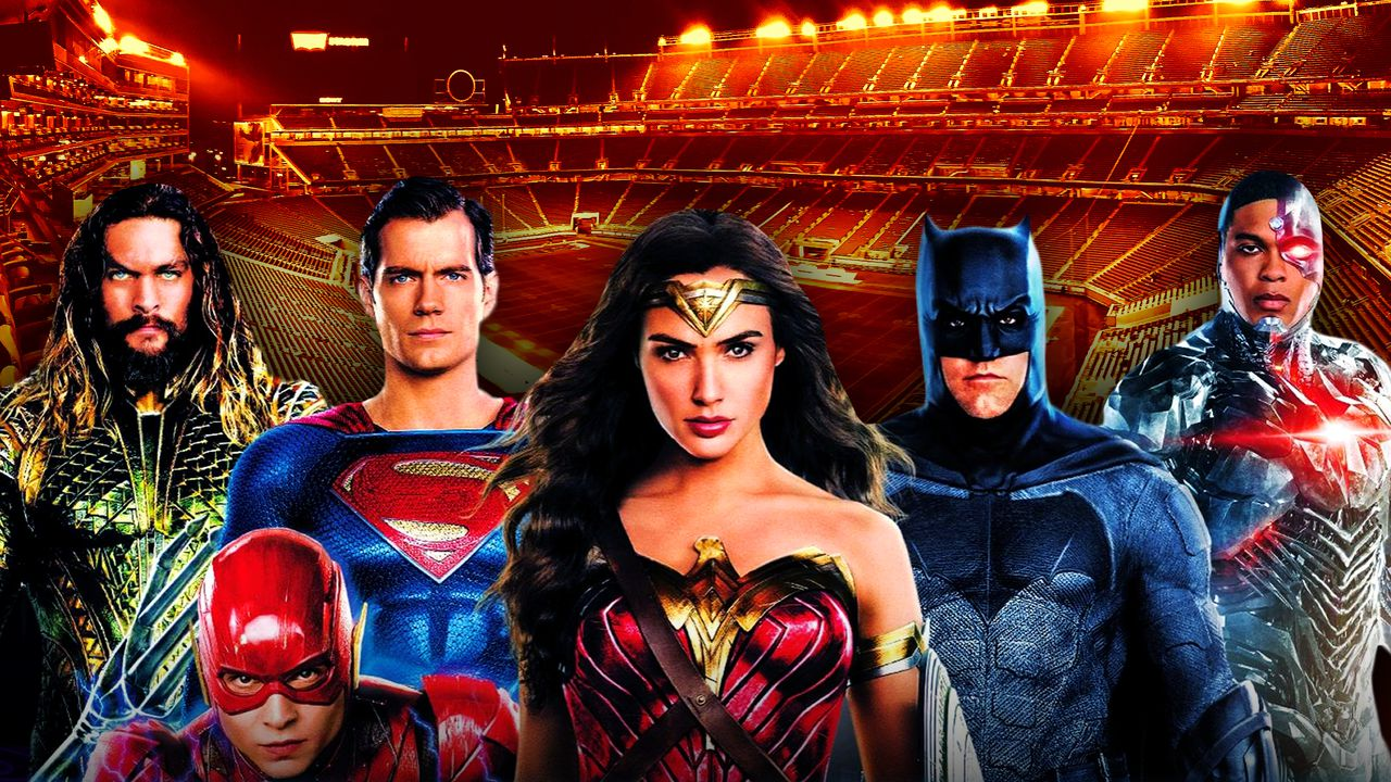Zack Snyder's Justice League, Super Bowl