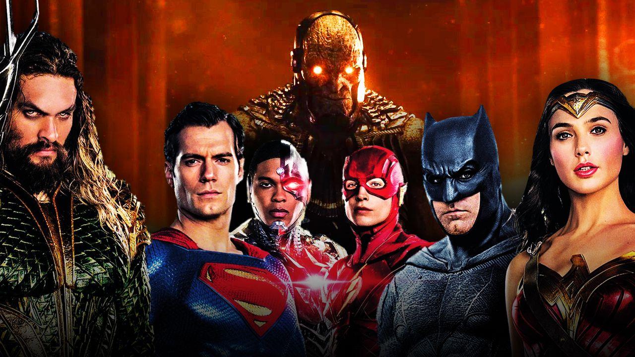 Justice League Darkseid