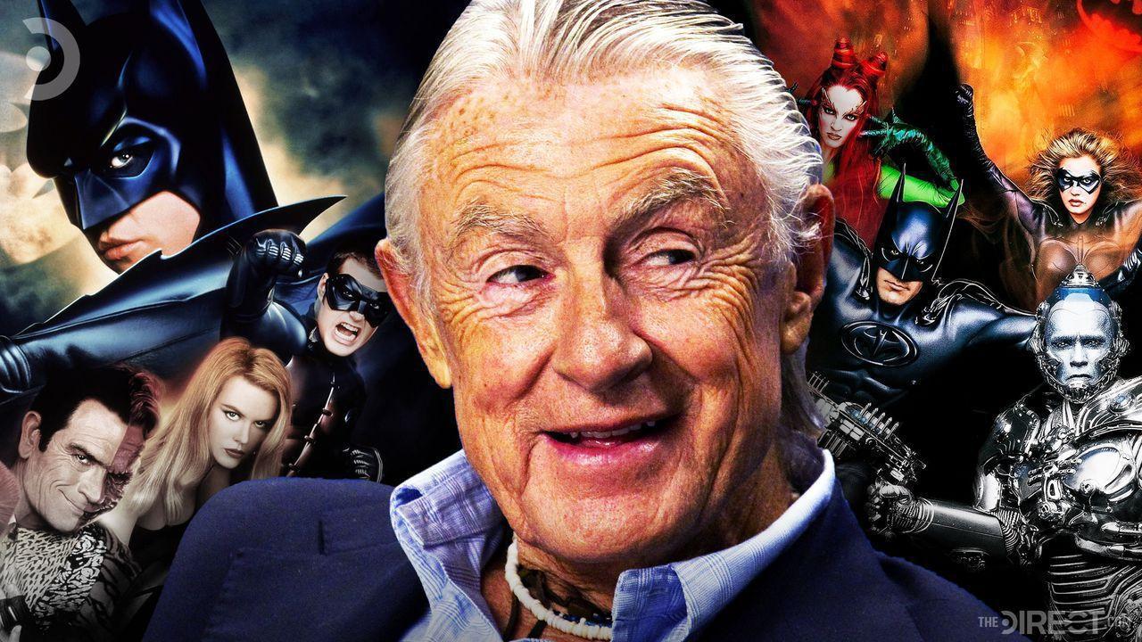 Joel Schumacher, Batman Forever Poster, Batman & Robin Poster