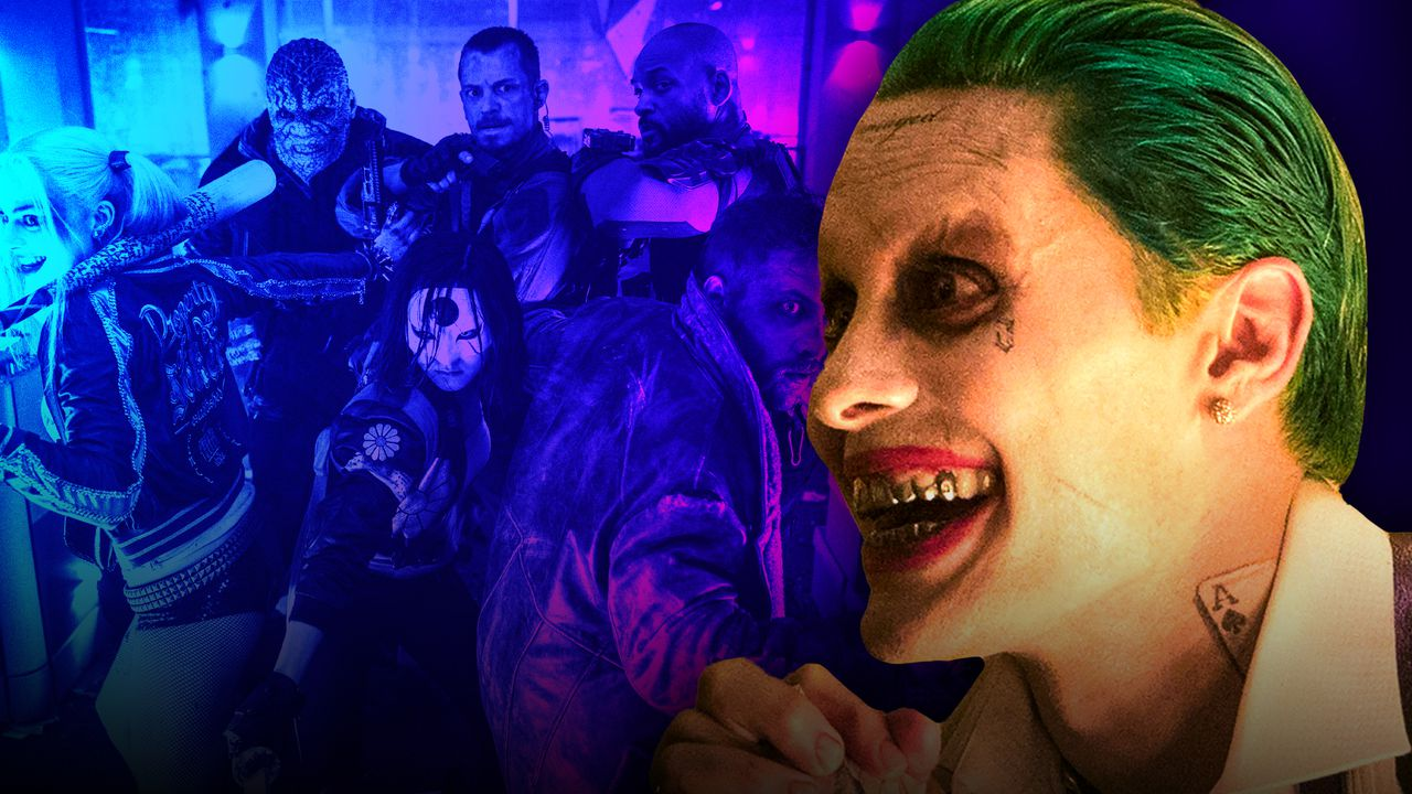 Joker and the Suicide Squad