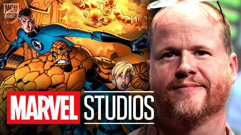Joss Whedon is rumored to direct MCU's Fantastic Four