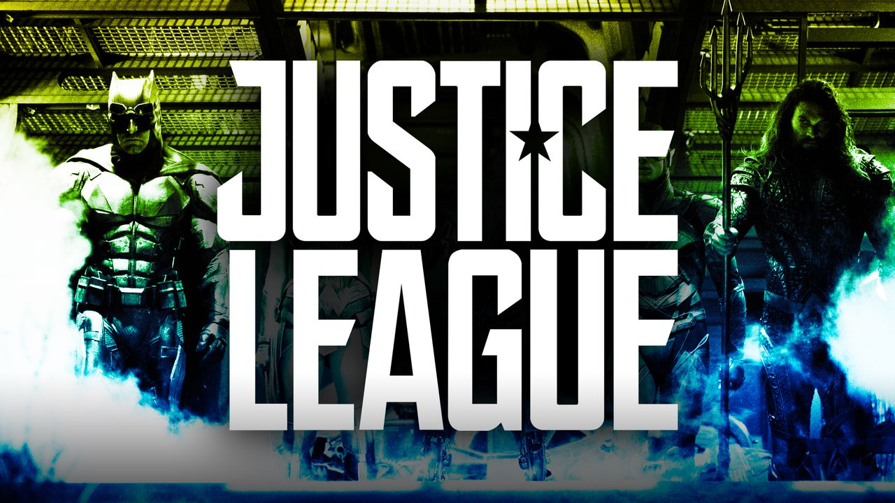 Justice League Movie logo