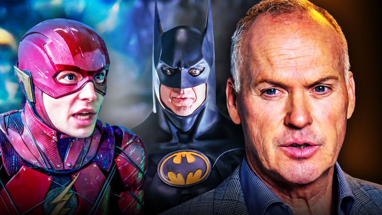 DC Rumor Teases Just How Big Michael Keaton's Batman Role Is In The Flash Movie