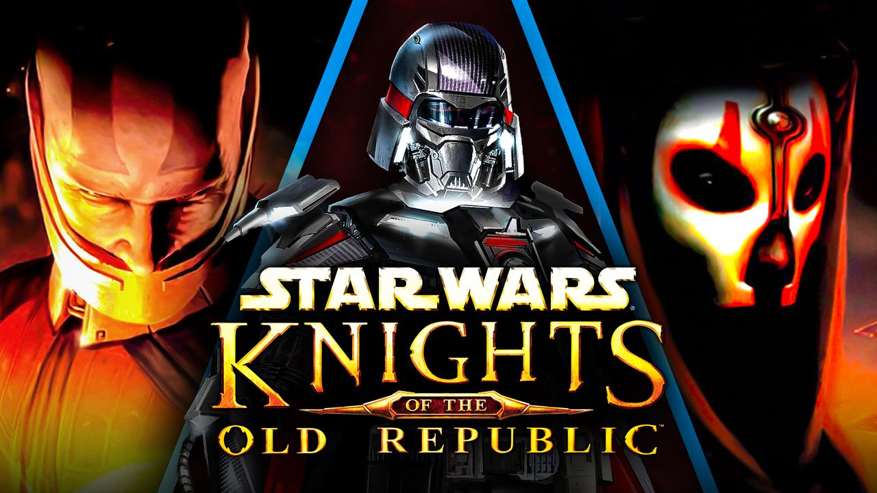 Star Wars Knights of the Old Republic Background