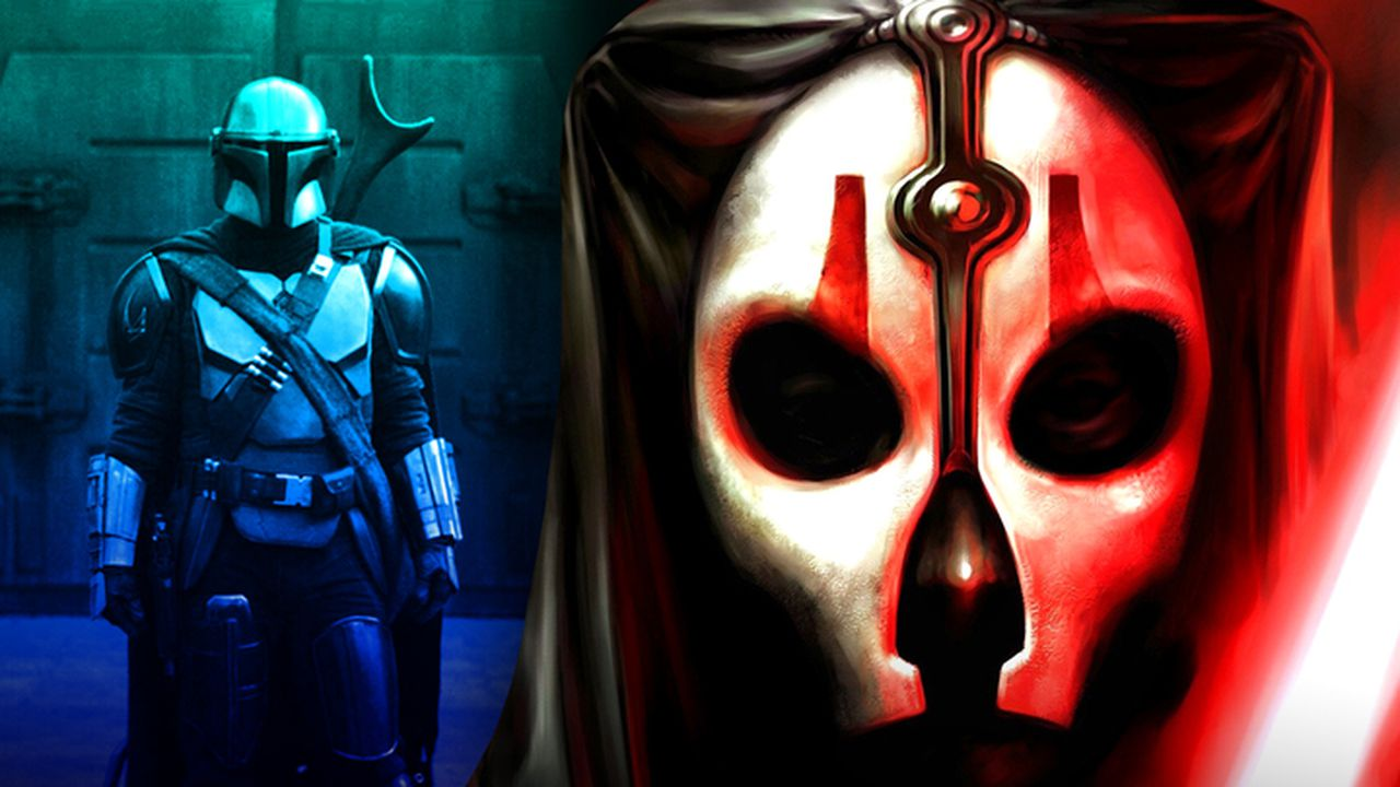 The Mandalorian, Knights of the Old Republic