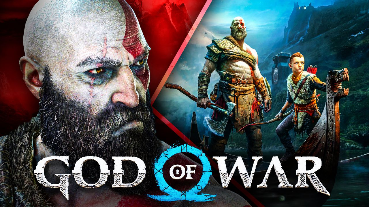 God of War, PlayStation, PS5