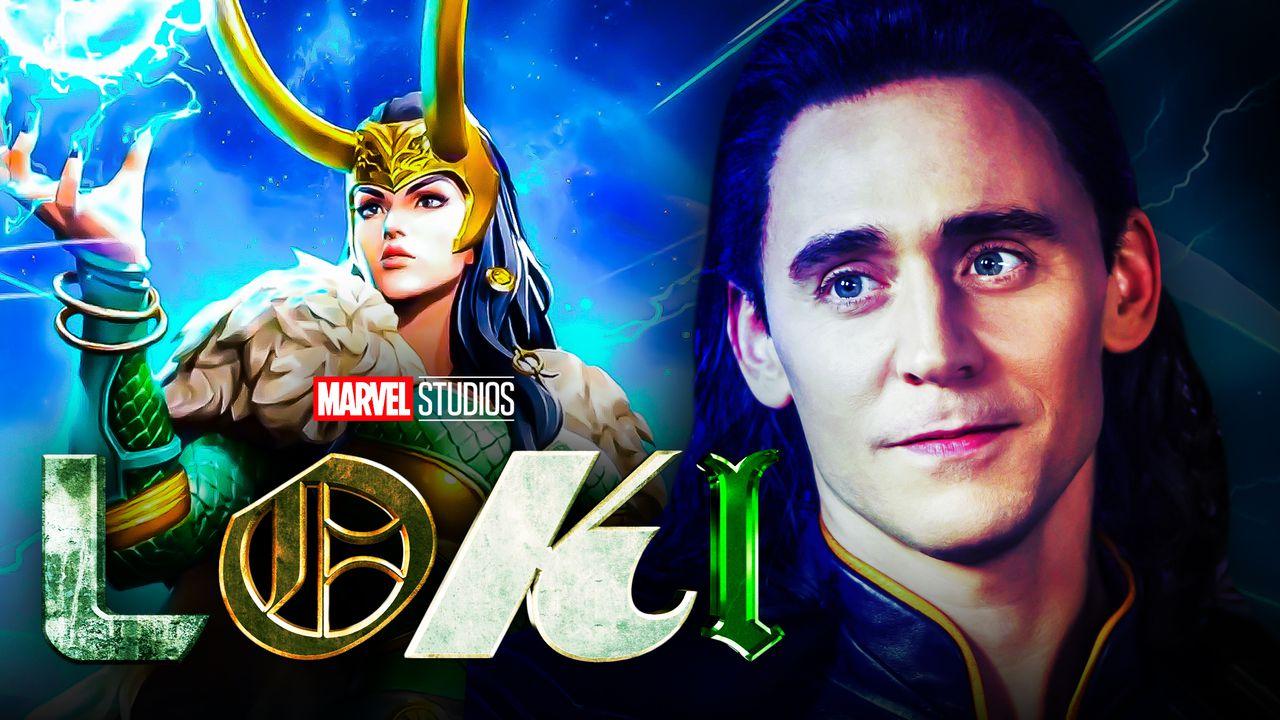 Lady Loki, Marvel Studios' Loki