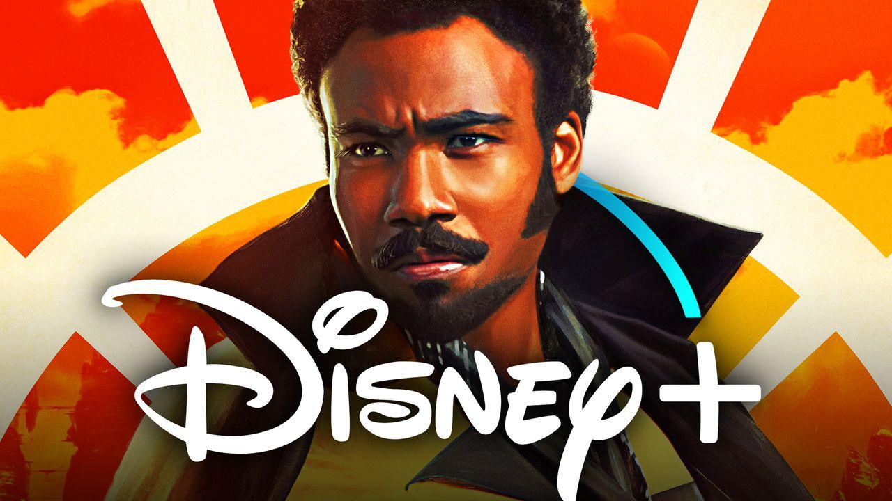 Donald Glover as Lando Calrissian on Disney+