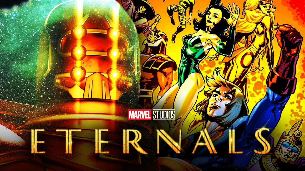 Celestial and Eternals