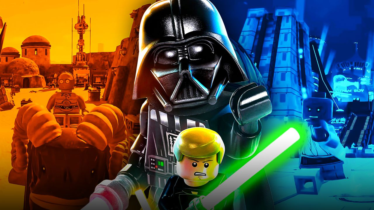 Lego Star Wars Desktop