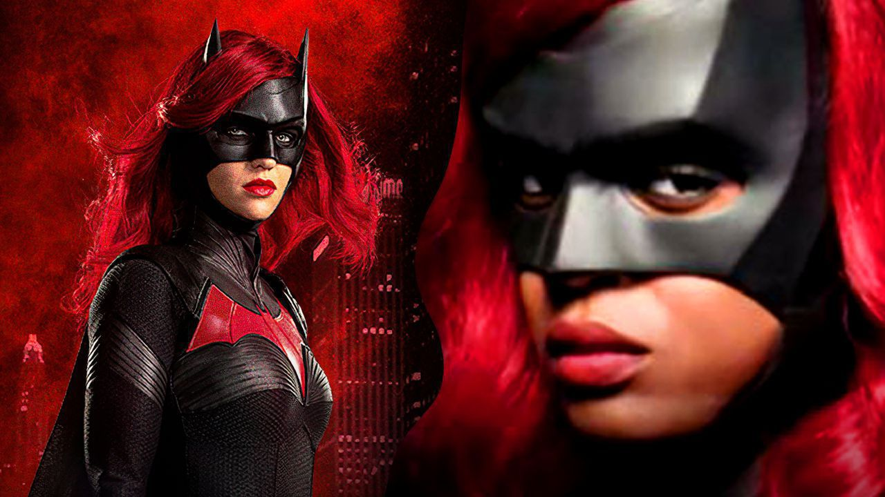 Ruby Rose as Batwoman and Javicia Leslie as Batwoman