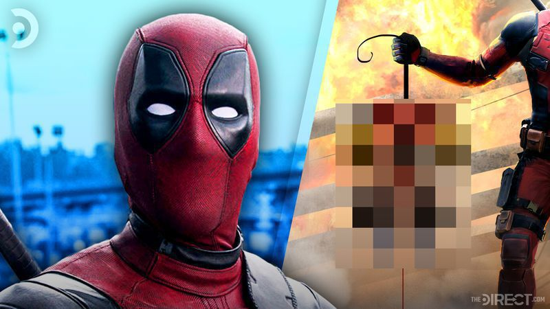 Rob Liefeld Posts Concerning Photo Aimed At Disney, of Deadpool holding deceased Mickey Mouse