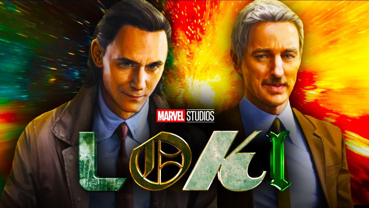 Loki and Mobius