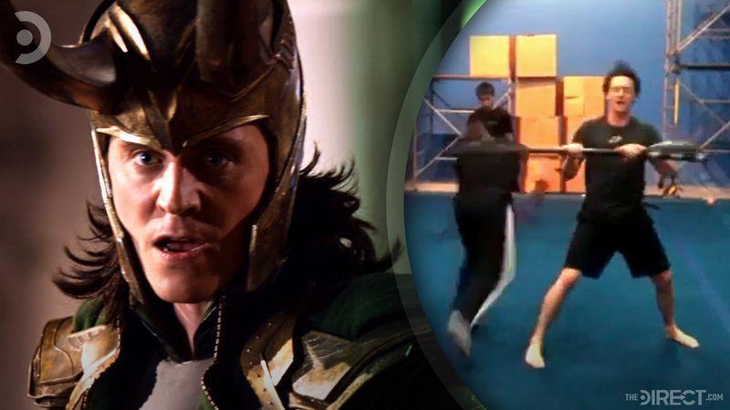 Loki Fight Scene Training Video