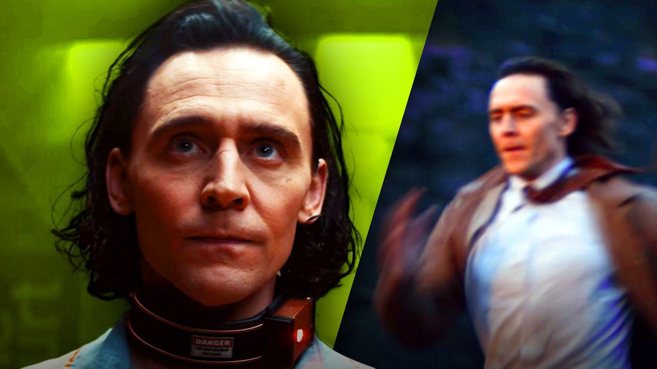 Loki, Tom Hiddleston running