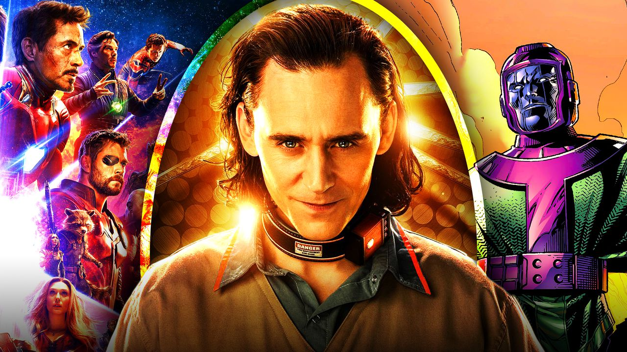 Loki Avengers Kang