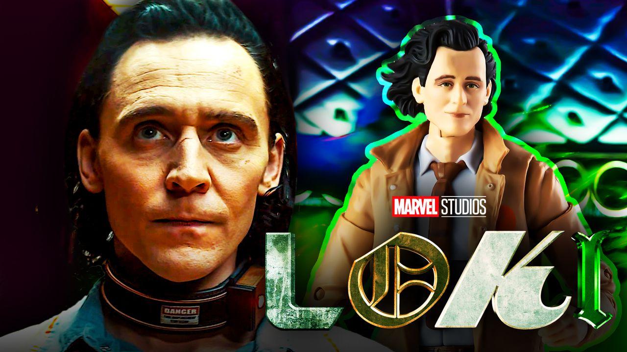 Tom Hiddleston as Loki, Marvel Legends Action Figure