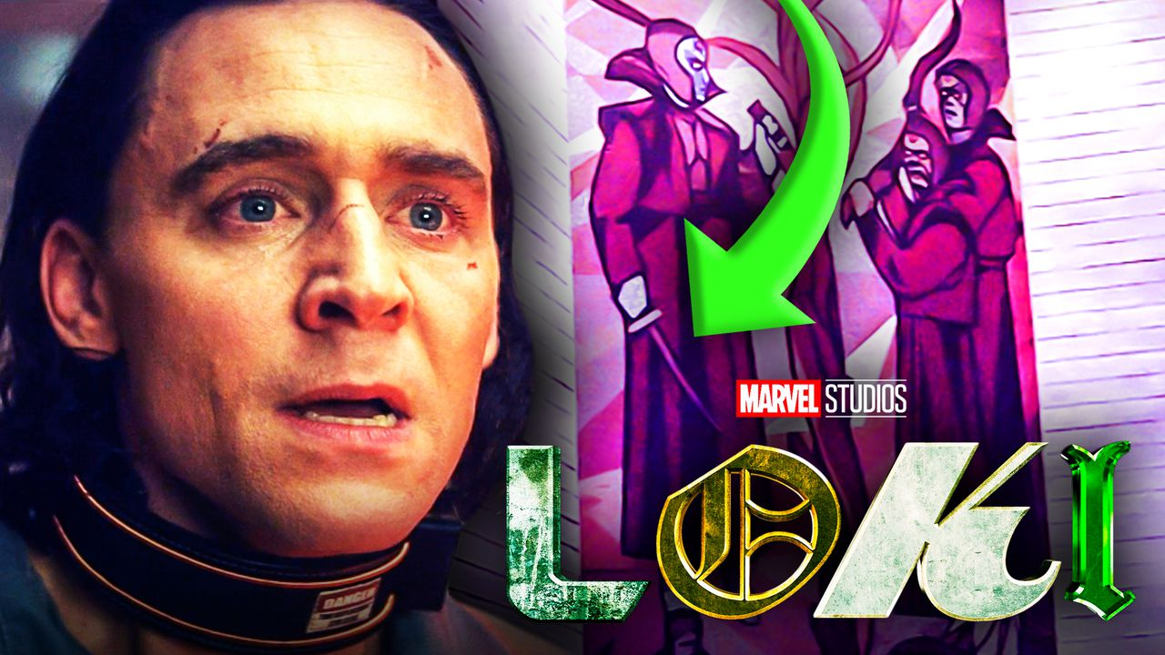 Loki Easter Egg Hints at Time Keepers' Origin