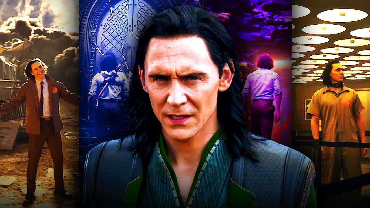 Loki Scenes Tom Hiddleston