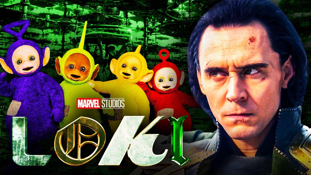 Loki Director Teases Teletubbies Connection In Tom Hiddleston Disney+ Series