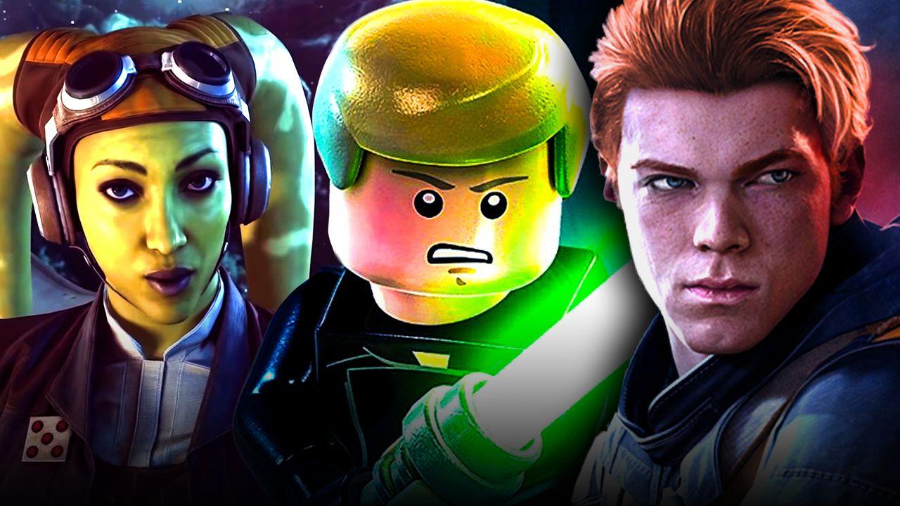 Cal Kestis, LEGO Luke Skywalker