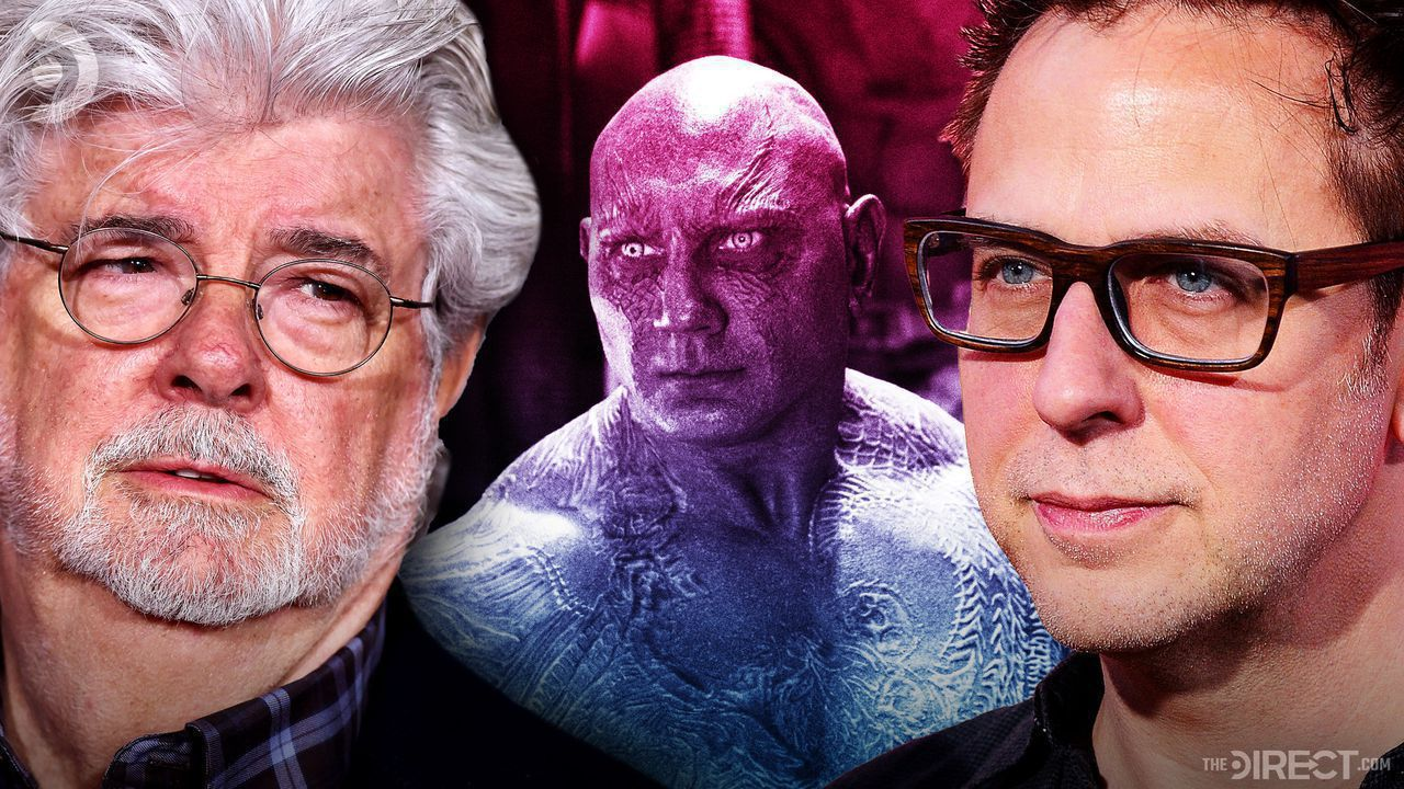 George Lucas, Drax, James Gunn