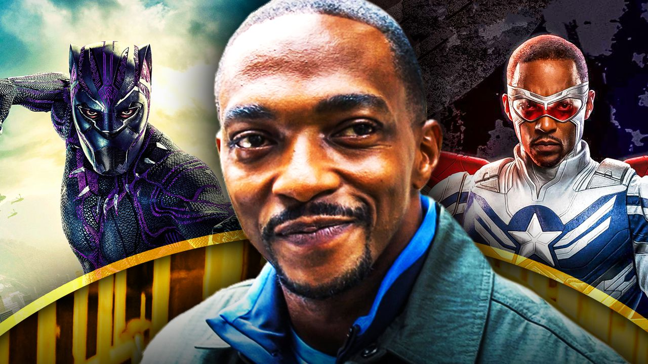 Anthony Mackie Briefly Addresses Captain America 4 and Black Panther 2 Development