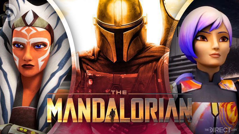 The Mandalorian Season Two: Ahsoka Tano and Sabine Wren To Set Up Rebels Sequel
