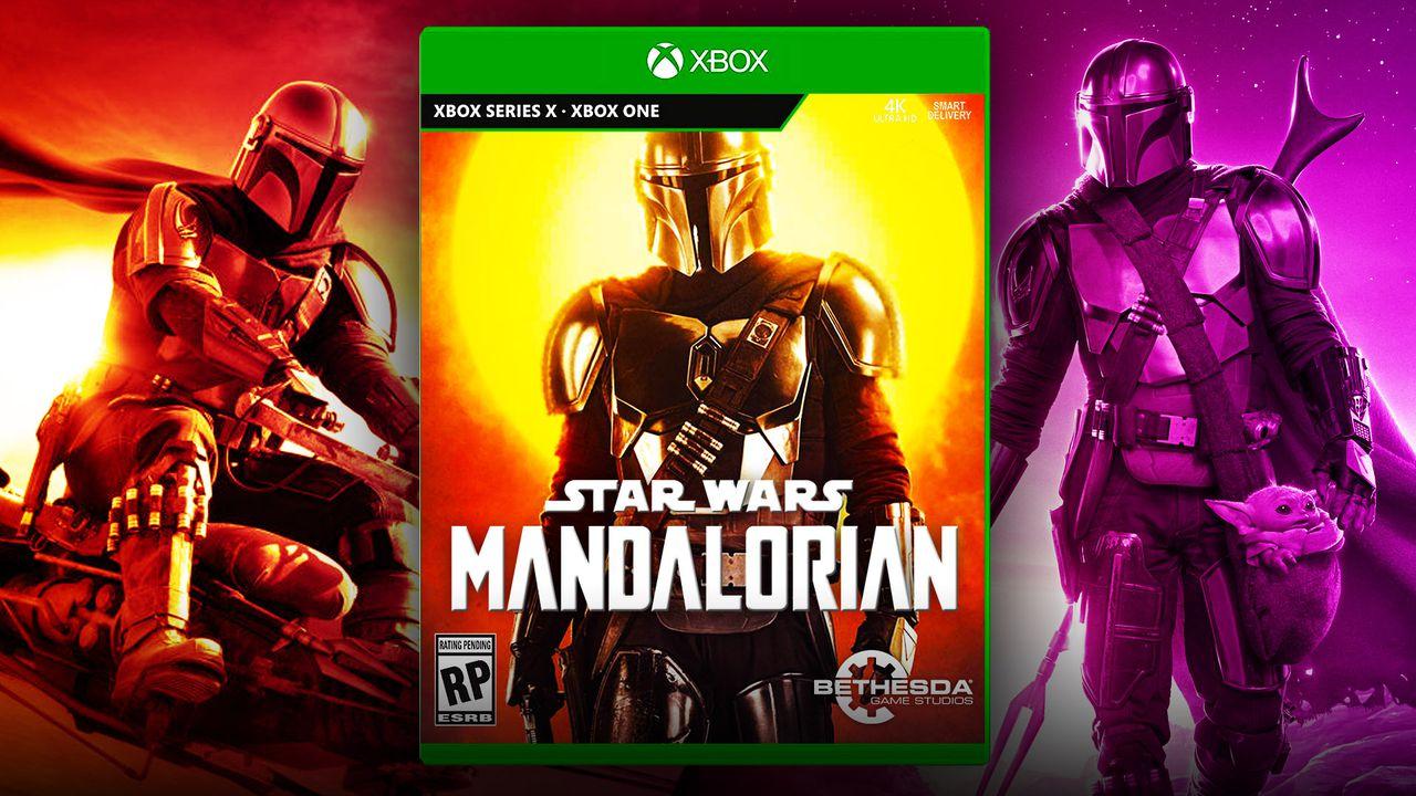 The Mandalorian Xbox Video Game