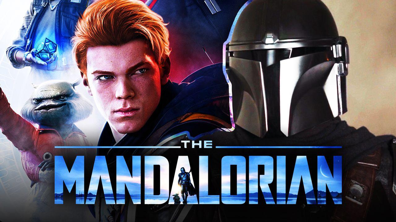 Cal Kestis The Mandalorian
