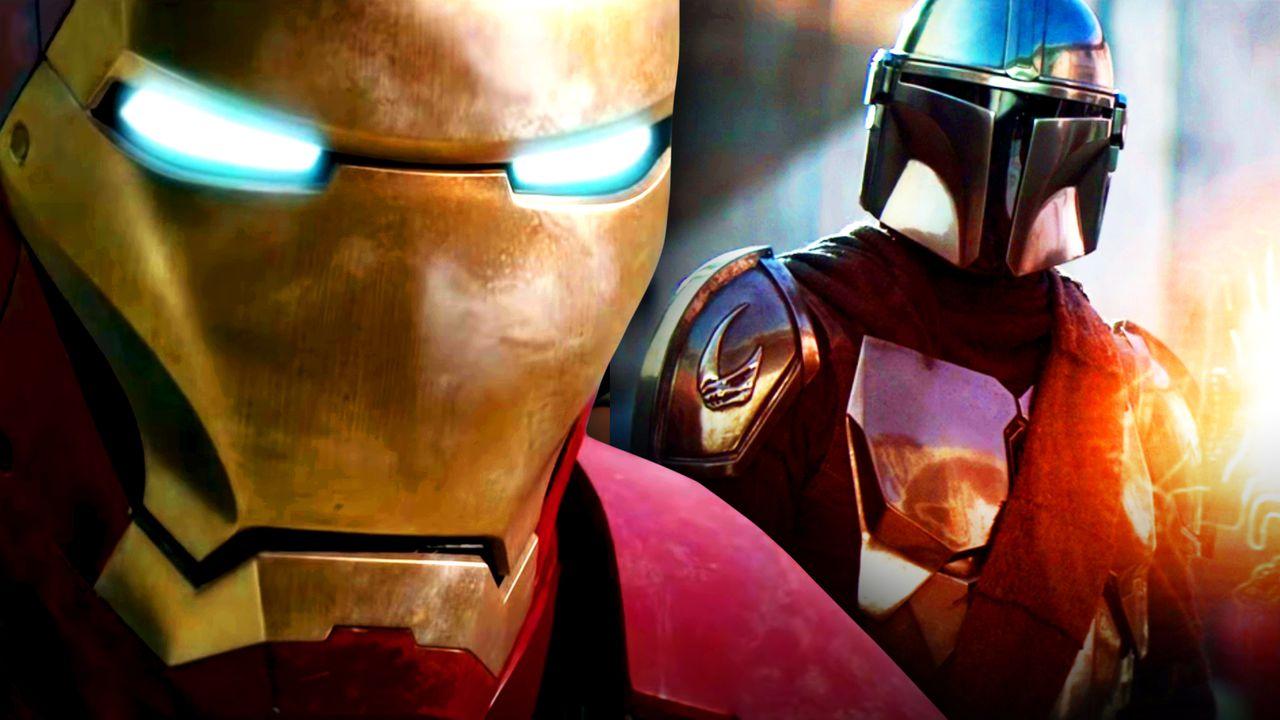 Iron Man, The Mandalorian