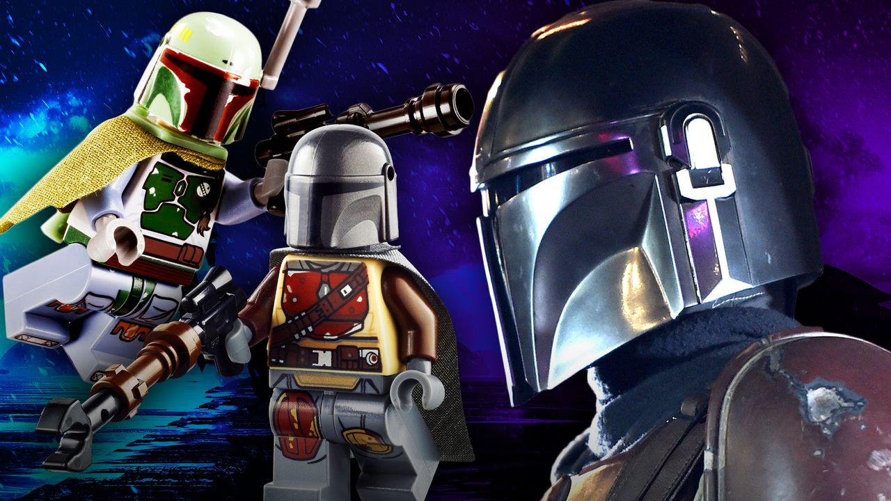 Mandalorian LEGOs