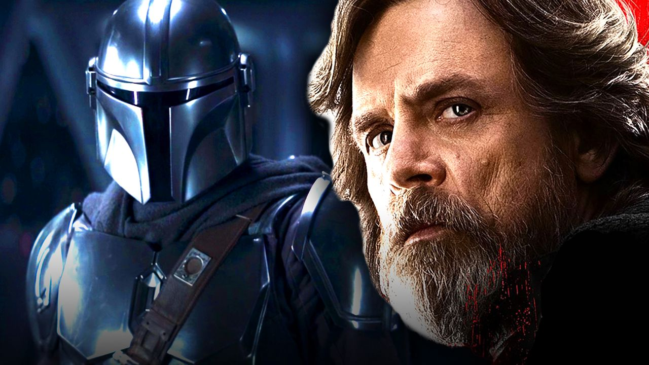 The Mandalorian, Luke Skywalker