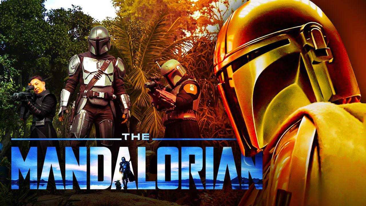 Mandalorian Season 2 Cast