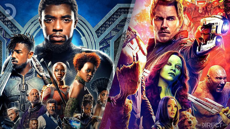 """Shooting dates for """"Black Panther"""" sequel and """"Guardians of the Galaxy Vol. 3"""" seen online."""