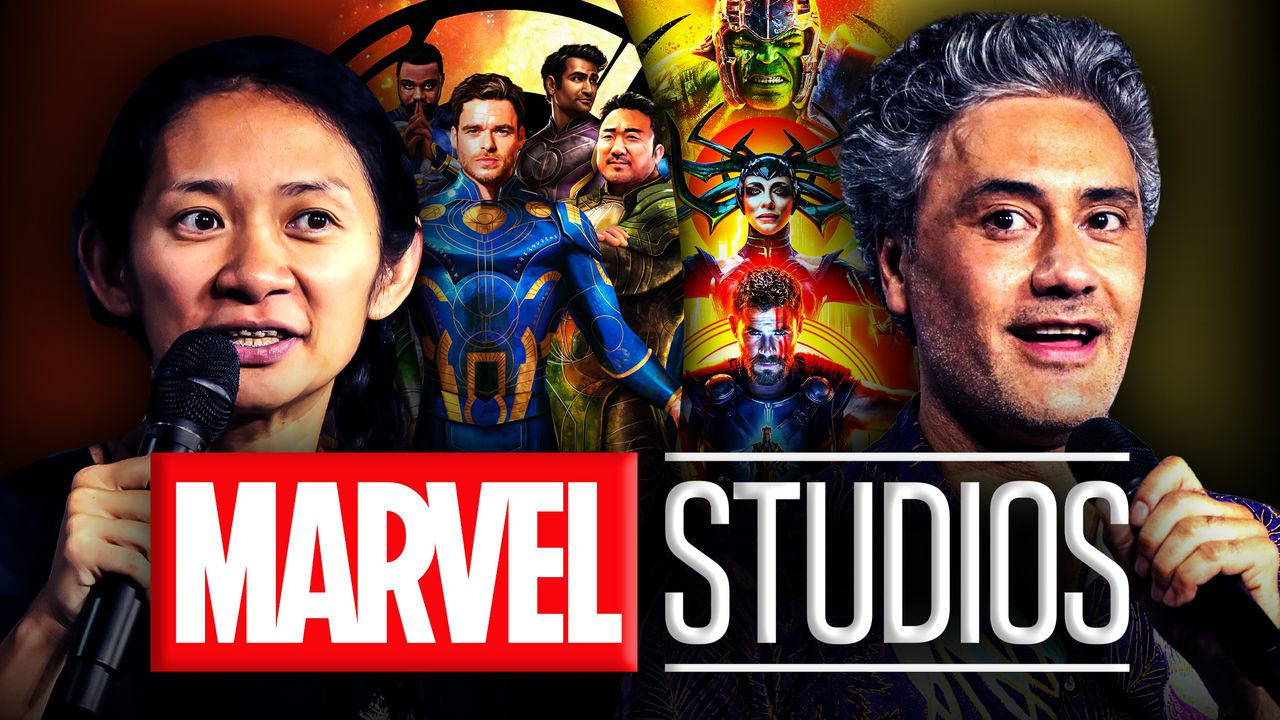 Chloe Zhao Eternals and Taika Waititi Thor