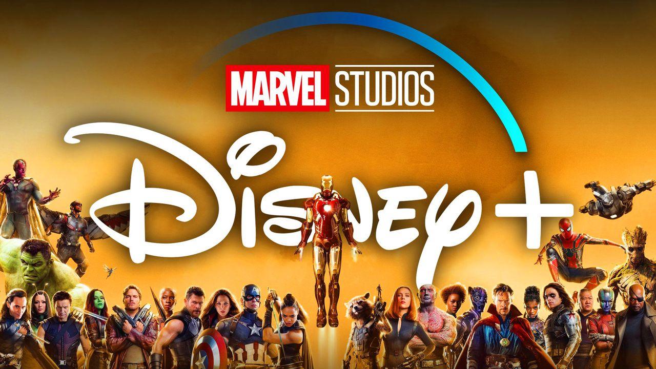 Marvel Studios, Disney+