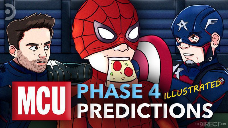 5 Marvel Phase 4 Predictions Illustrated