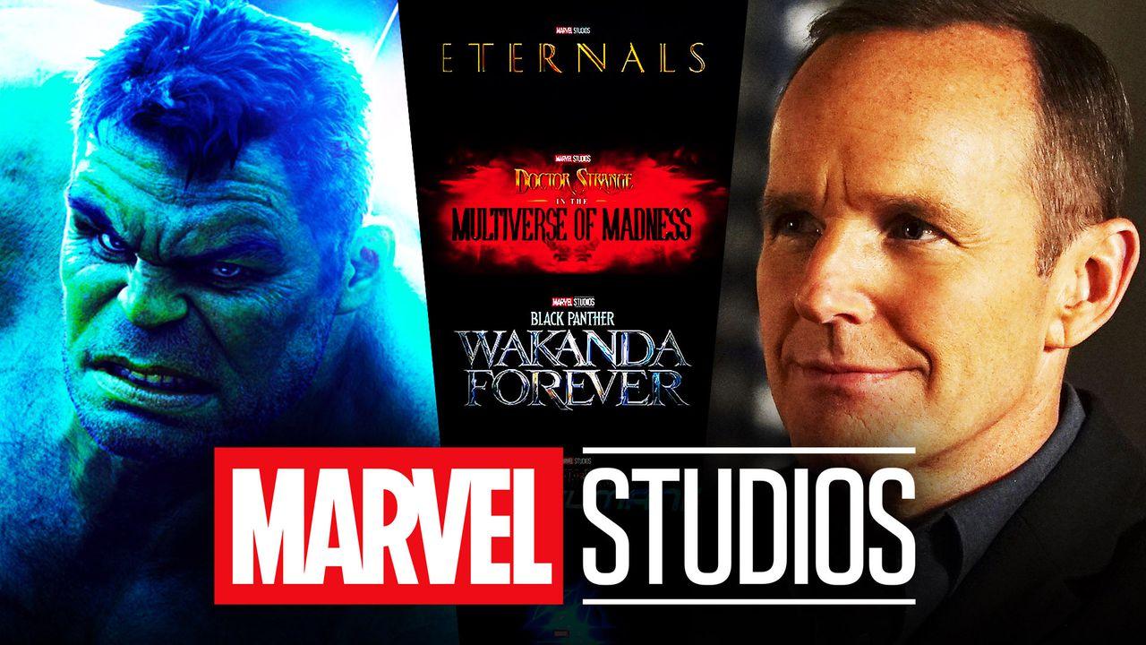 Hulk Agent Coulson Marvel Studios