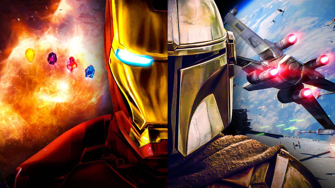Iron Man, Mandalorian