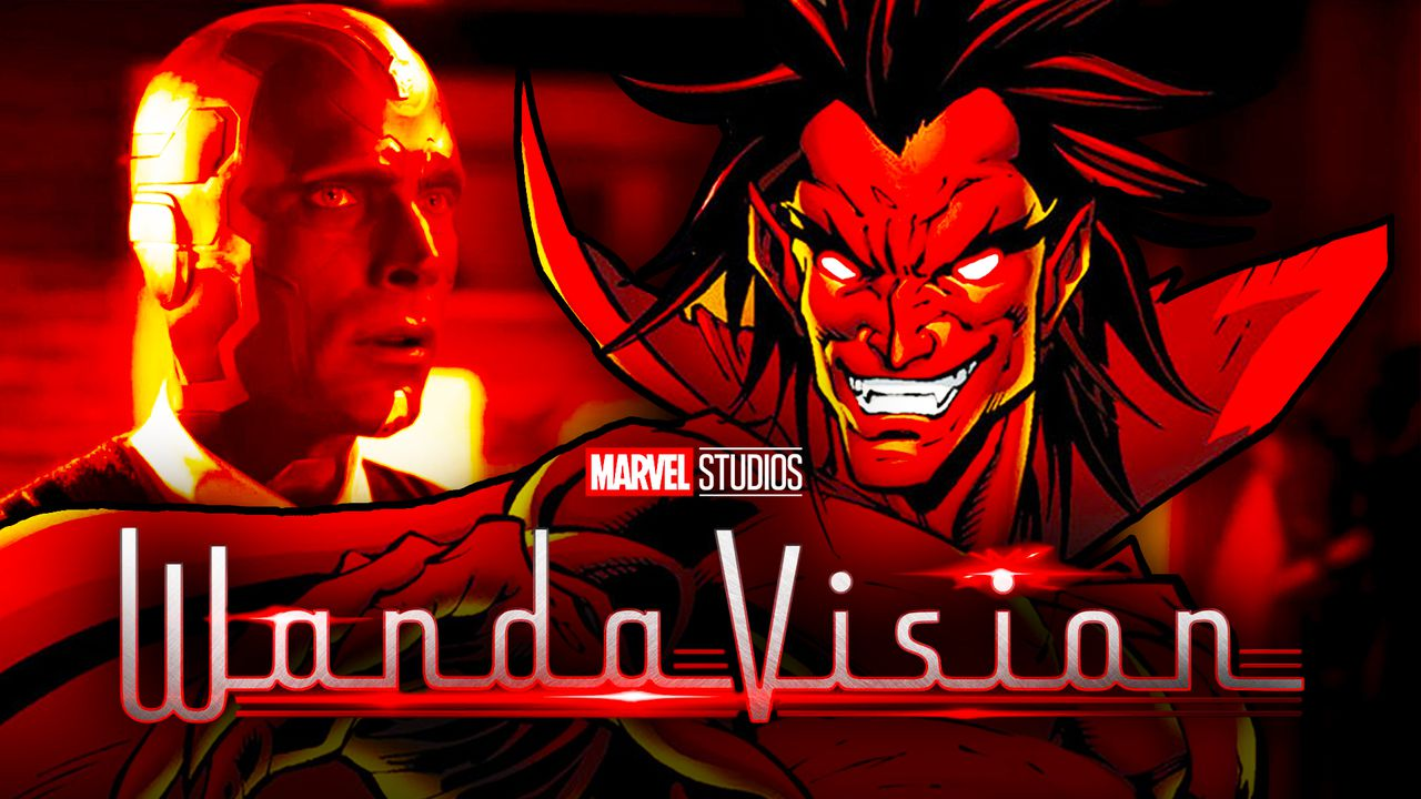 Mephisto and Vision