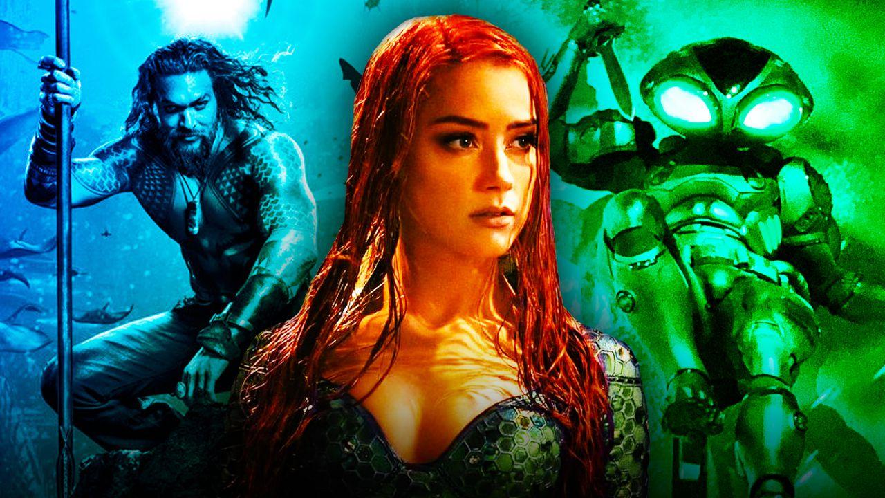 Mera Aquaman Amber Heard