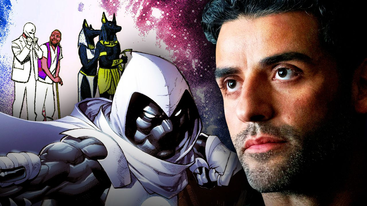 Oscar Isaac, Moon Knight