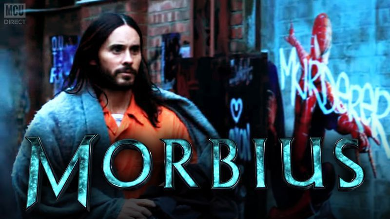 The Morbius Trailer Has Spider-Man Connections