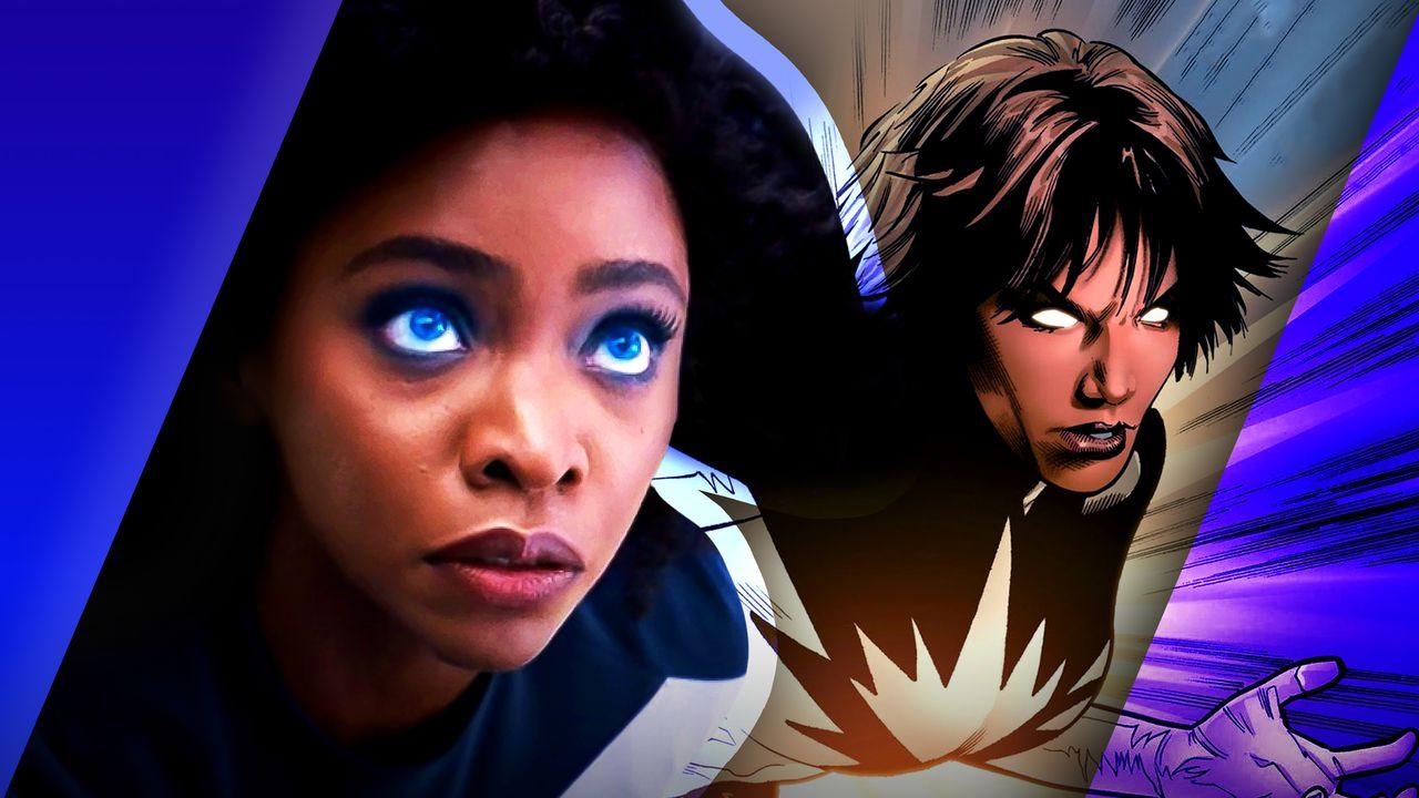 Monica Rambeau Superhero WandaVision Photon