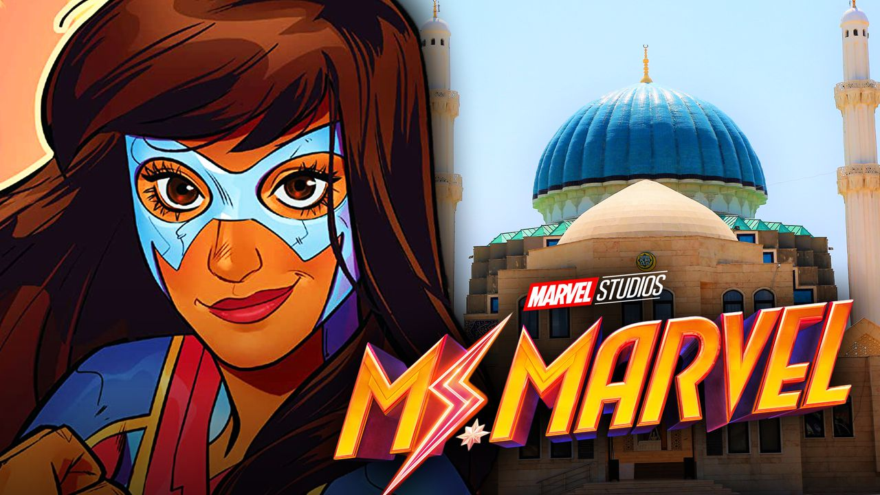 Ms. Marvel, mosque