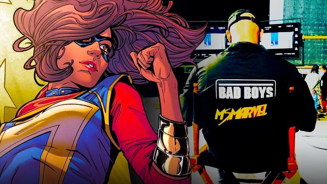 Ms. Marvel, Billal Fallah